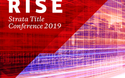 RISE Strata Title Conference 2019, 4-6 September, Gold Coast